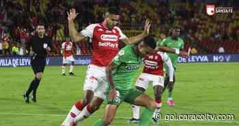 Nacional se llevó la victoria 0-1 sobre Santa Fe, en juego marcado por la violencia de los hinchas - Gol Caracol
