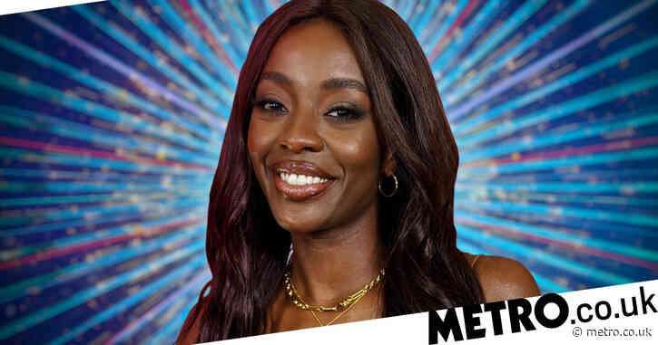Strictly Come Dancing 2021: Who is TV presenter AJ Odudu as first stars of line-up are announced?