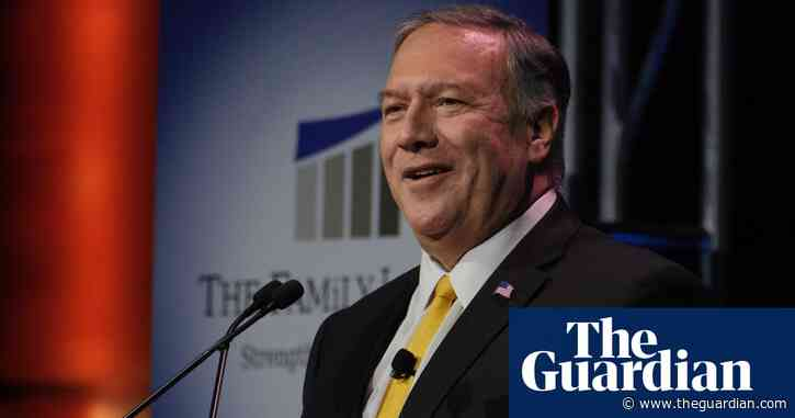 $5,800 whisky bottle given to Pompeo as gift missing, state department says