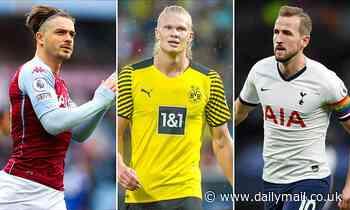 Harry Kane, Romeulu Lukaku and Erling Haaland: Ten Premier League transfers that could still happen