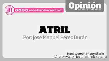 Atril - Jiutepec y Cuernavaca: contraste - Diario de Morelos
