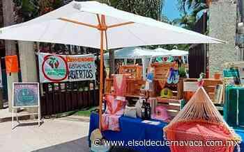 Mercado Artesanal en Jiutepec promueve la economía local - El Sol de Cuernavaca