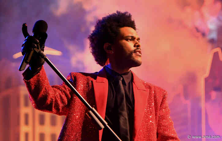 The Weeknd's 'Take My Breath' video pulled from IMAX screenings over epilepsy concerns