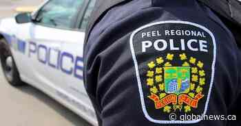 Dog dragged alongside moving car in Mississauga rescued by residents, police say