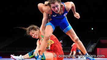 Highlights | Jane Valencia | Octavos de final lucha estilo libre - Marca Claro - Juegos Olímpicos Tokyo 2020 - MARCA Claro