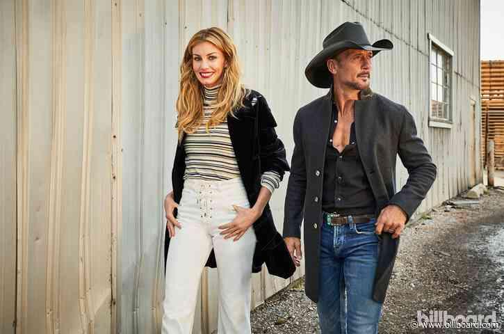 Tim McGraw & Faith Hill to Star in 'Yellowstone' Prequel '1883'
