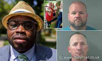 Black man who says he was attacked in 'attempted lynching' charged with assault