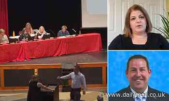 Pennsylvania school board president under fire after cutting off Iranian mother questioning CRT