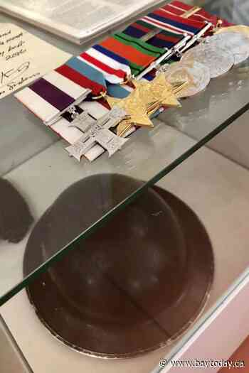 Remember This? Stories of local soldiers on display at the North Bay Museum