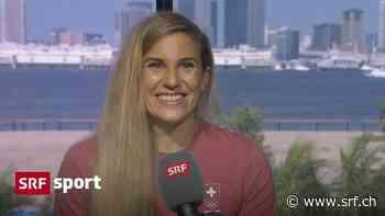 Sportklettern in Tokio – Klingler: «Könnte einen Schweizer Rekord im Speed setzen» - Schweizer Radio und Fernsehen (SRF)