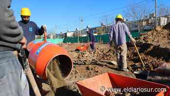 Cuándo abren los jardines que se construyen en Monte Grande - El Diario Sur