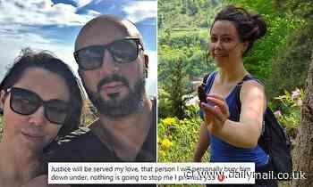 Boyfriend of slain Australian Shanae Brooke Edwards vows to track down her 'evil' killer