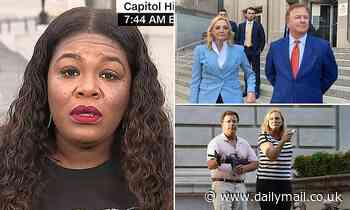Cori Bush threatens Mark McCloskey's 'day will come' in explosive interview after couple's pardon