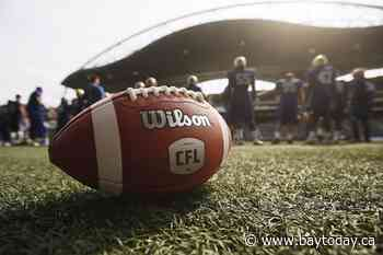 Ticats, Blue Bombers to open CFL's return minus some notable performers due to injury