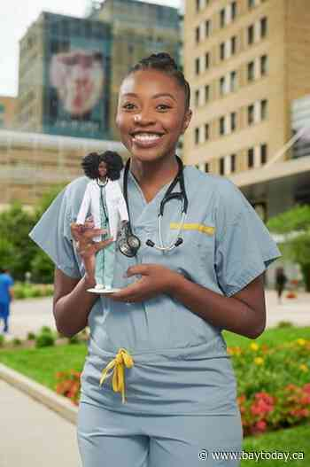 Canadian doctor Chika Stacy Oriuwa among 'role models' celebrated in Barbie tribute