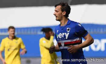 Sampdoria Verona, attacco sotto osservazione: D'Aversa farà le prove - Samp News 24