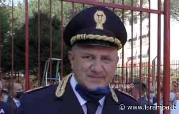 Aversa. Polizia, in pensione il Primo Dirigente Vincenzo Gallozzi - La Rampa