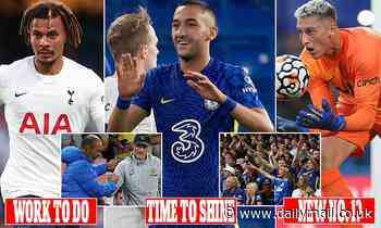 EIGHT THINGS WE LEARNED from the pre-season draw between Chelsea and Tottenham