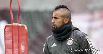FC Bayern: Arturo Vidal und Juan Bernat vor Sevilla-Spiel im Training - Sport1.de