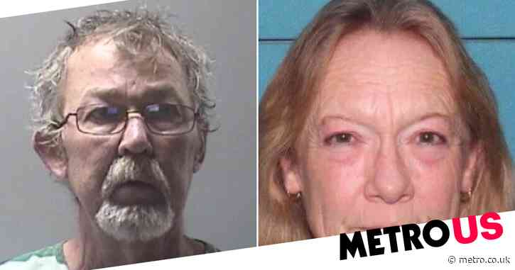 Husband accused of murdering wife after her body is seen floating in river