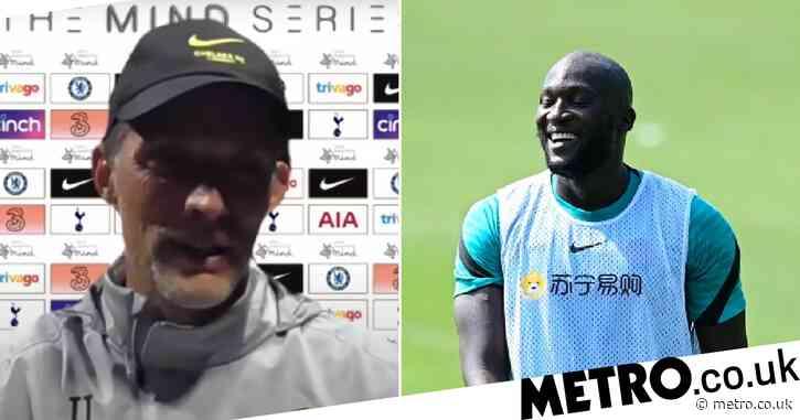 Thomas Tuchel speaks out on rumours Romelu Lukaku wants to rejoin Chelsea