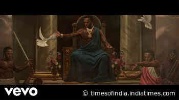 Check Out New English Song Music Video - 'Demeanor' Sung By Pop Smoke Featuring Dua Lipa - Times of India