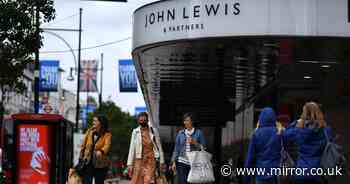 John Lewis among 191 firms named and shamed for not paying minimum wage - see list