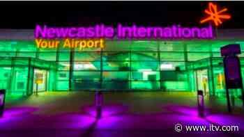 Newcastle Airport goes solar in Net zero aim - ITV News