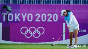 Women's golf competition tees off in Tokyo - KYMA