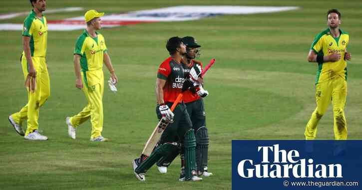 Australia humbled by Bangladesh for second time in 24 hours in T20 series