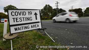 Victoria records six new coronavirus cases on Wednesday - Bendigo Advertiser