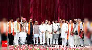 Karnataka: 29 ministers inducted in Bommai cabinet, 23 from BSY govt