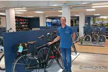 Dansschool omgetoverd in moderne fietswinkel (Nijlen) - Gazet van Antwerpen Mobile - Gazet van Antwerpen