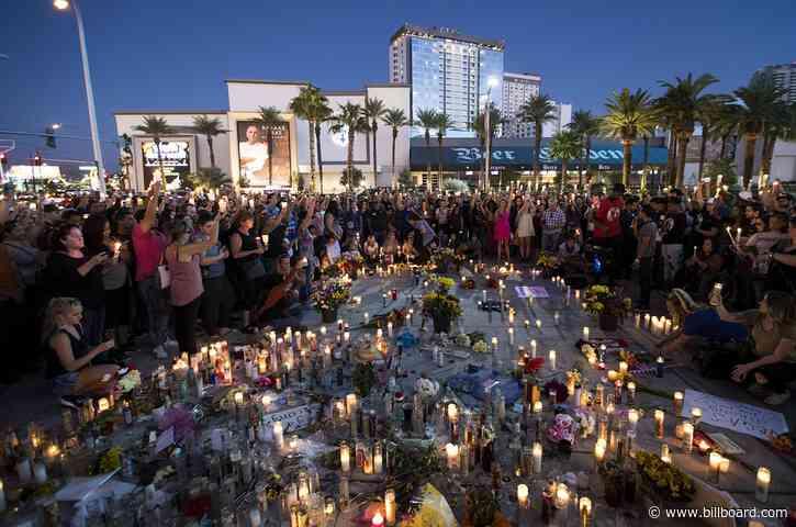 MGM Resorts Donates Land for Las Vegas Route 91 Festival Memorial