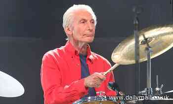 Rolling Stones drummer Charlie Watts, 80, pulls out of band's US tour