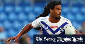'I draw the line at racism': Bulldogs winger calls out vile abuse