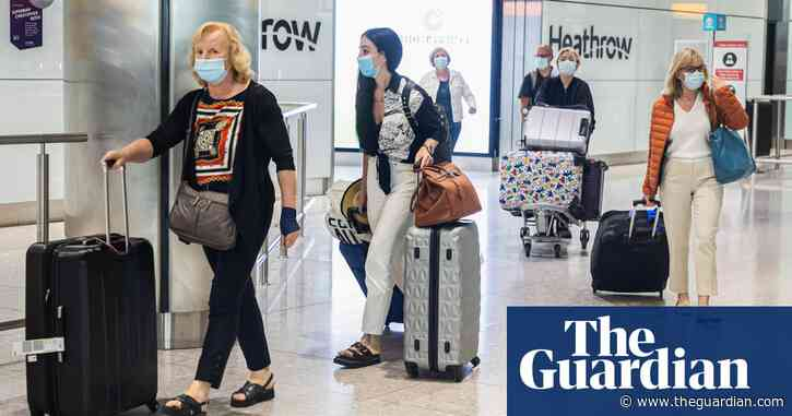 Fully vaccinated UK arrivals from France will not need to quarantine