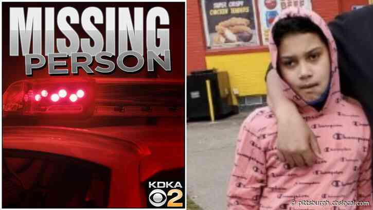 Pittsburgh Police Searching For Missing 11-Year-Old Ronnell Miller