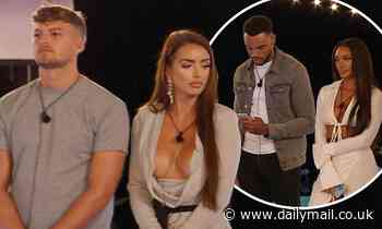 Love Island:Mary and Sam, Clarisse and Tyler and Amy and Hugo are ALL at risk of being dumped