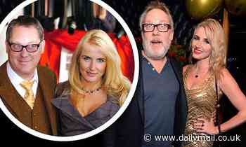 Nancy Sorrell, 47, reveals plans to renew wedding vows with Vic Reeves, 62