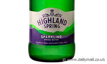 Highland Spring bosses warn of explosion risk in glass bottles of sparkling water