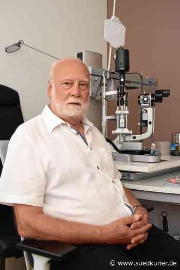 Schopfheim: Eine Augenarzt-Ära endet nach 33 Jahren - SÜDKURIER Online