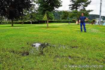 Schopfheim: Rätsel um verschwundenes Wasser | SÜDKURIER Online - SÜDKURIER Online