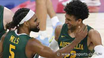 Boomers boast 'unmistakable' edge in 'biggest game in Aussie basketball history': LIVE