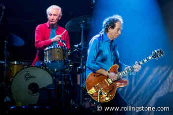 Rolling Stones' Charlie Watts Drops Out of U.S. Tour After Medical Procedure