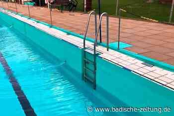Schopfheimer Freibad verliert Wasser – und nicht zum ersten Mal - Schopfheim - Badische Zeitung - Badische Zeitung