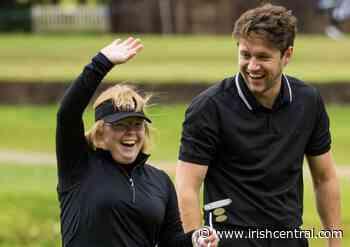 Niall Horan golfs with US collegiate star Amy Bockerstette - IrishCentral