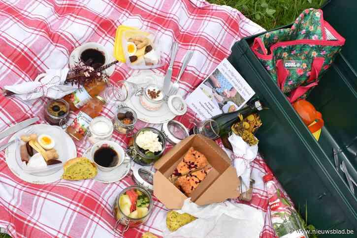 Picknick Magique sluit wandeling door Ninoofse deelgemeenten af