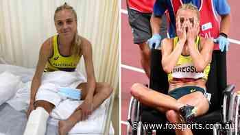 'Heartbroken' Aussie speaks after gut-wrenching injury left her in a wheelchair