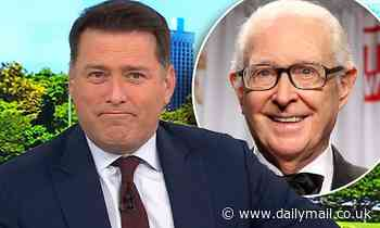 Karl Stefanovic reveals the wise words his 'mentor' Brian Henderson told him before his death